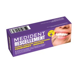 CEMENTO DENTAL MEDIDENT PLUS ©